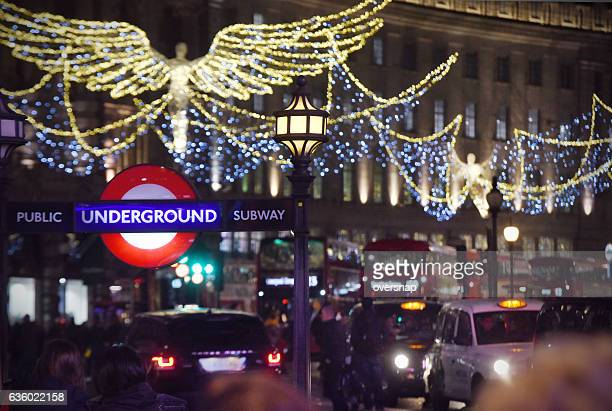 wet end angel - west end london stock photos and pictures