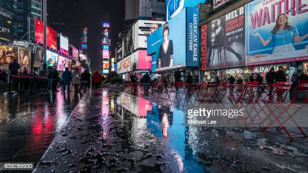 Wet Times Square - New York