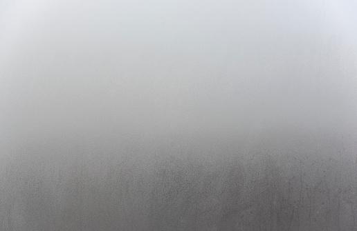Wet window, condensation on window glass 892125466
