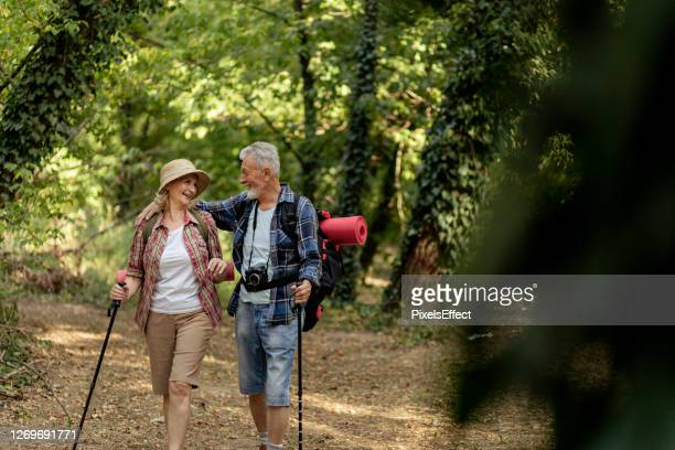 we've been around the world and seen plenty of nature's beauty - baby boomer stock pictures, royalty-free photos & images