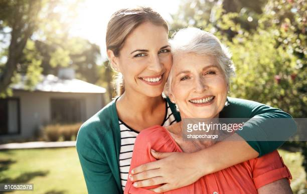 we've never stopped making time for each other - mother daughter stock photos and pictures