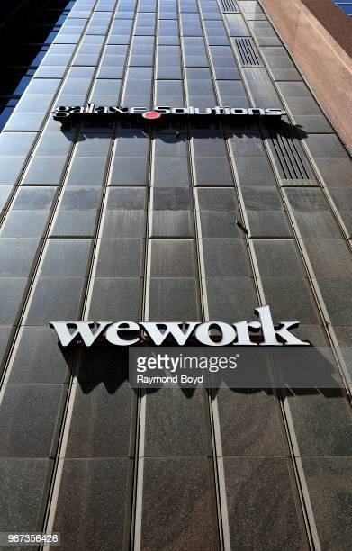 WeWork Detroit in Detroit Michigan on May 25 2018