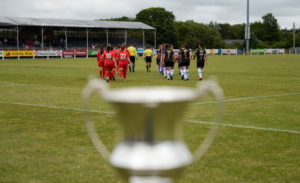 IRL: Wexford Youths Women v Shelbourne - SÓ Hotels Women's National League Cup Final