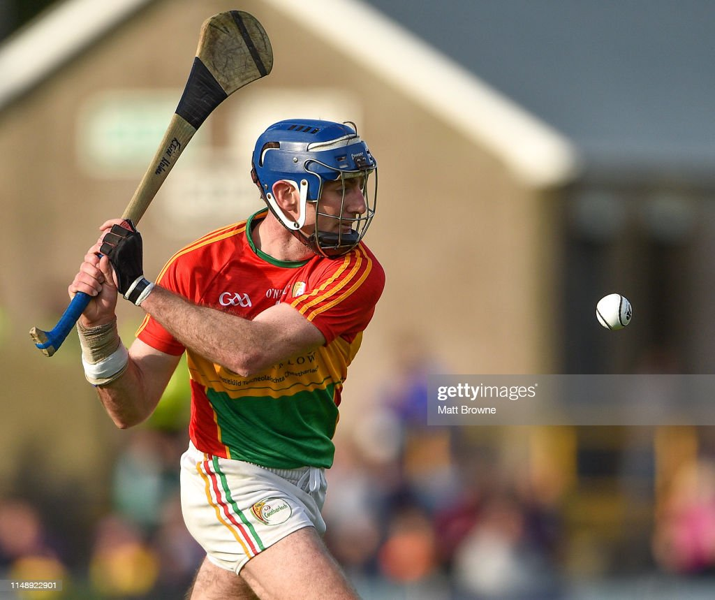 Wexford , Ireland - 8 June 2019; Eoin Nolan of Carlow during the... News  Photo - Getty Images