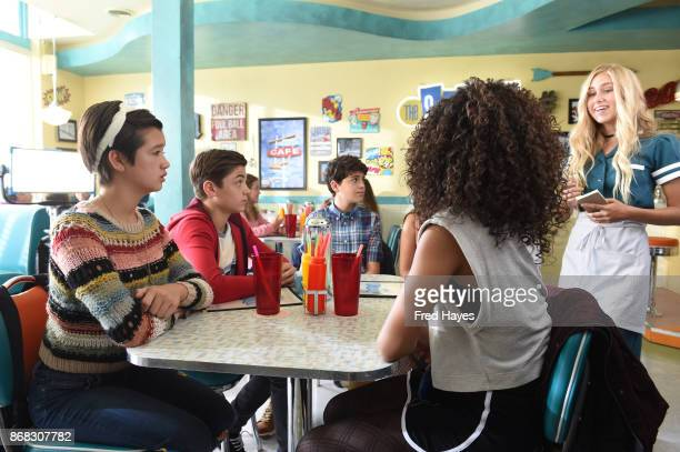 MACK 'Whack to the Future/Chinese New Year' Andi encourages Bowie to plan a future with Bex Cyrus introduces his girlfriend Iris to Andi and Buffy...