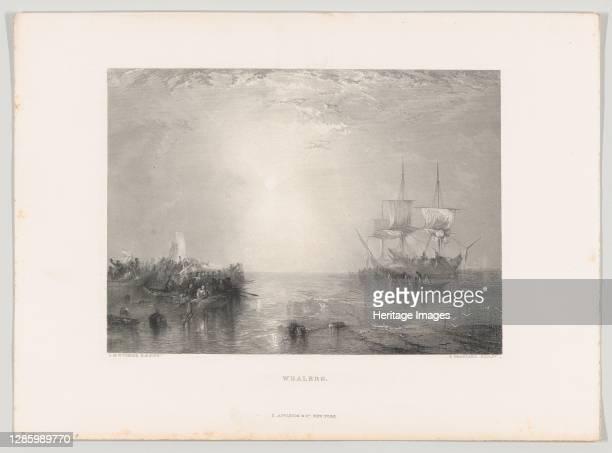 Whalers 187980 Artist Robert Brandard