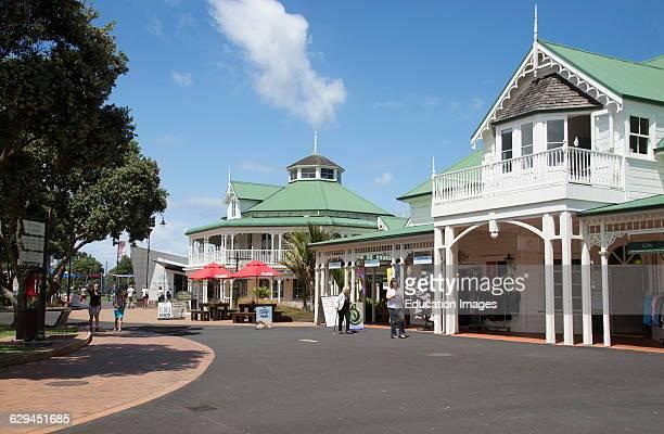 Whangarei North island town New Zealand.