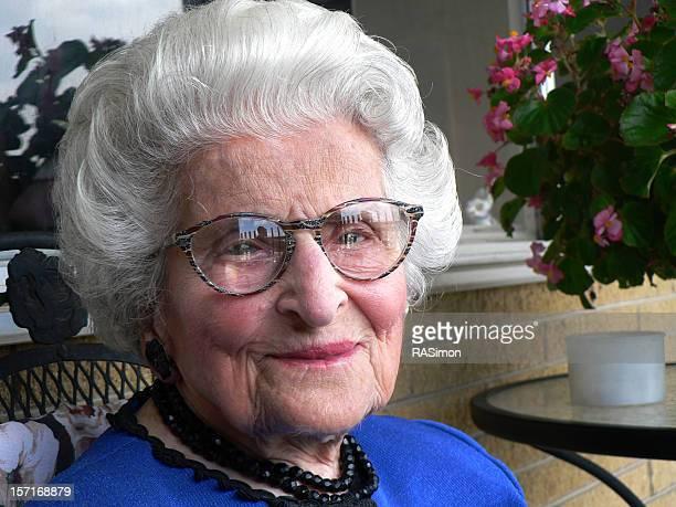 どの 105 歳のように見える