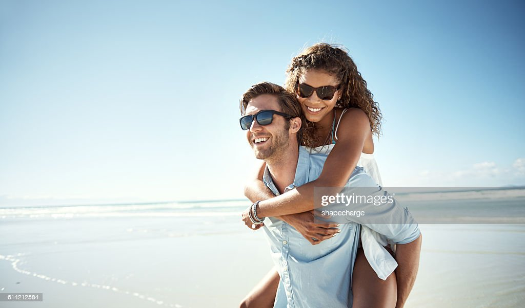 What a beautiful place to be in love : Stock Photo