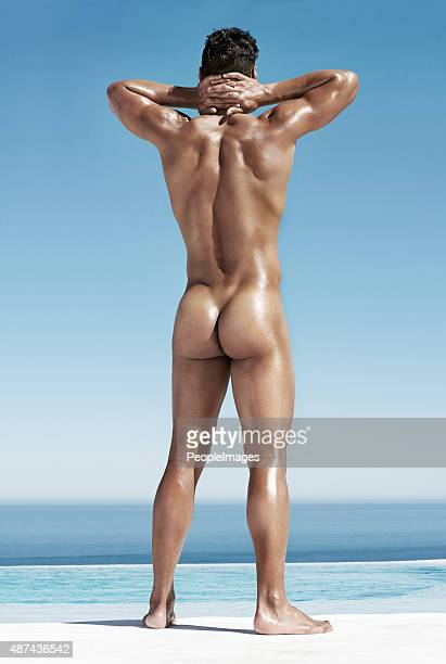 what a breathtaking view - naturism stock photos and pictures
