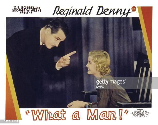 Reginald Denny Miriam Seeger 1930