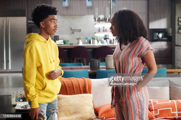 What About Gary? Going against Bows warning, Dre tries to educate her white cousin Gary about how to be an ally. Meanwhile, Olivia is trying to...