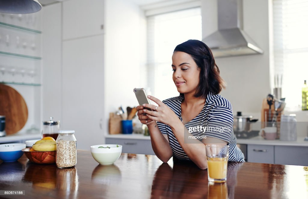 What are our plans for today? : Stock Photo