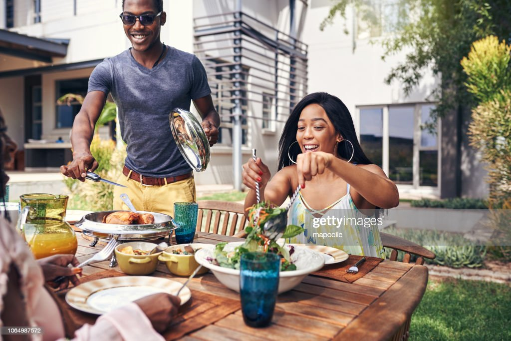 What better way to spend the weekend : Stock Photo