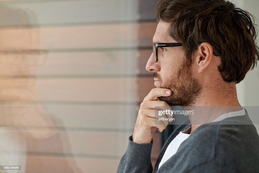 What can I do to change that? : Stock Photo