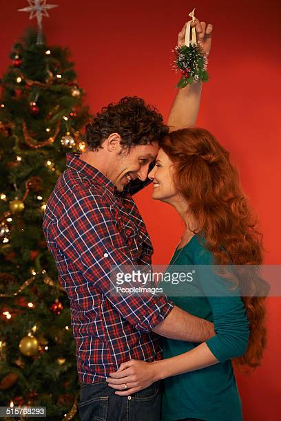 What convenient mistletoe