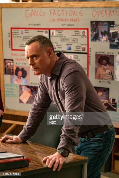D What Could Have Been Episode 619 Pictured Jason Beghe as Hank Voight
