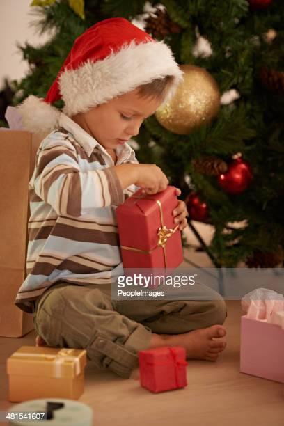 What did Santa bring me?
