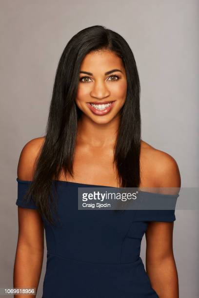 THE BACHELOR What does a pageant star who calls herself the hotmess express a confident Nigerian beauty with a loudandproud personality a deceptively...