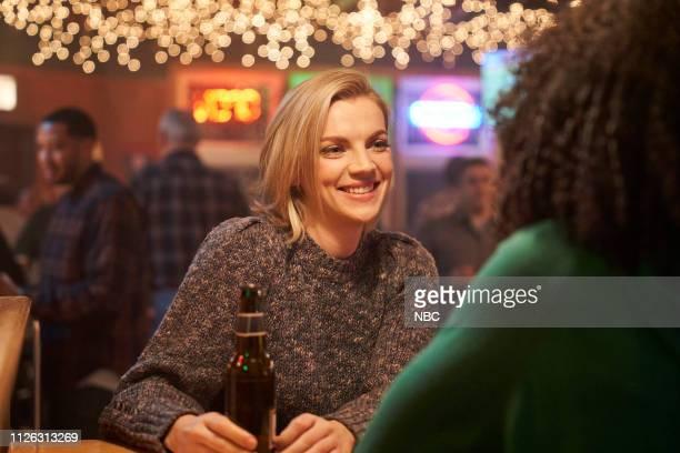 FIRE 'What I Saw' Episode 715 Pictured Kara Killmer as Sylvie Brett