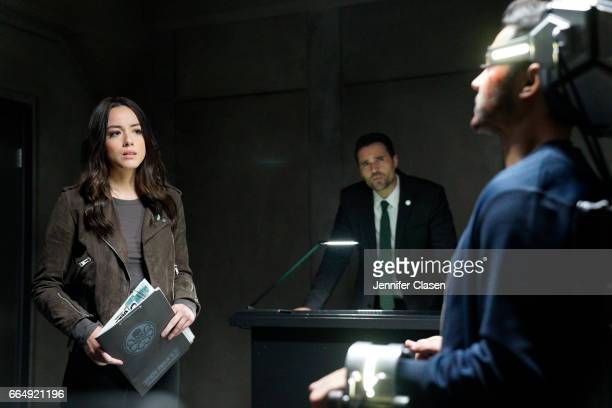 S AGENTS OF SHIELD What If Hail the New World Order Daisy and Simmons uncover secrets and lies in a world gone mad With Hydra in control they are our...