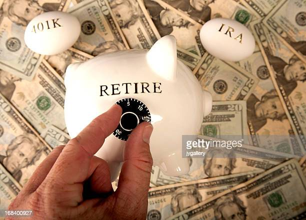 What is your combination for retirement
