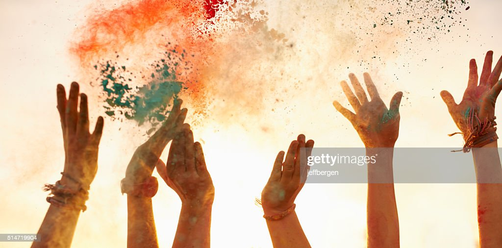 What it means to feel alive : Stock Photo