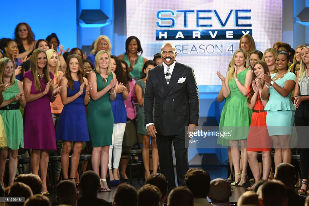 SHOW -- What Men Really Think - B -- Pictured: Steve Harvey --