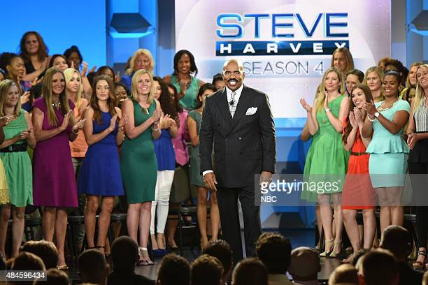 SHOW What Men Really Think B Pictured Steve Harvey