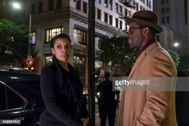 US 'What Now' Episode 117 Pictured Susan Kelechi Watson as Beth Sterling K Brown as Randall