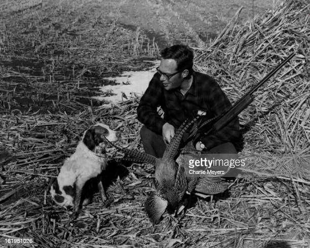 NOV 15 1977 NOV 17 1977 What Pheasant Hunting Is All About *****