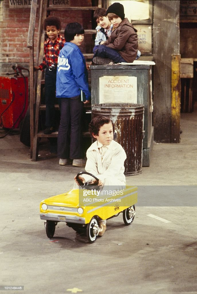 TAXI - 'What Price Bobby' and 'Fantasy Borough' - Airdate January 22, 1980 and May 6, 1980. (Photo by ABC Photo Archives/ABC via Getty Images) JASON