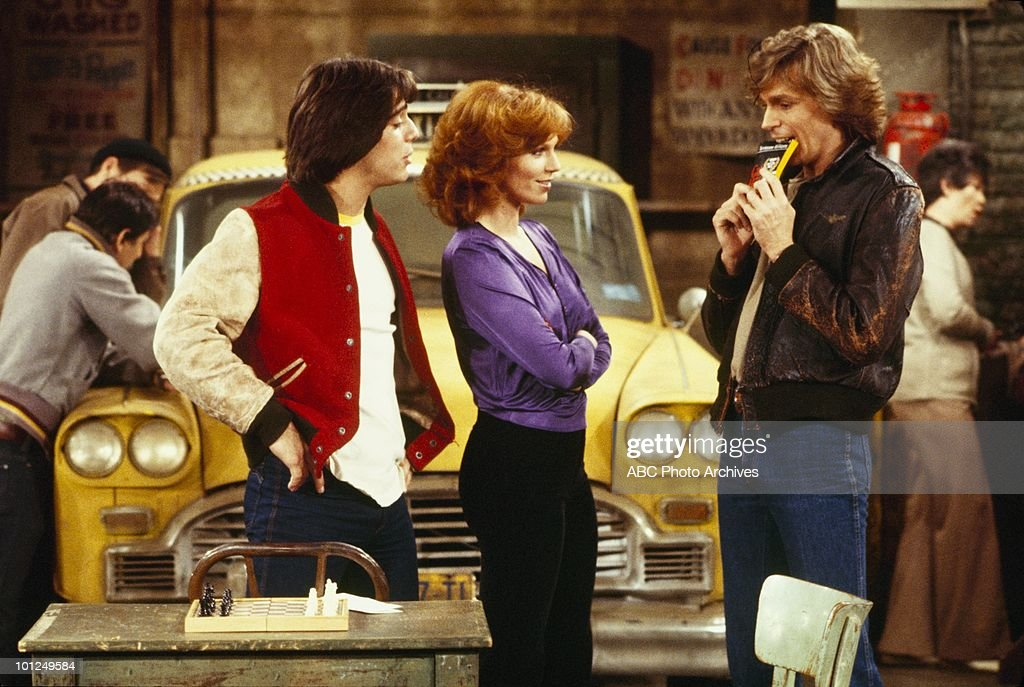 TAXI - 'What Price Bobby' and 'Fantasy Borough' - Airdate January 22, 1980 and May 6, 1980. (Photo by ABC Photo Archives/ABC via Getty Images) TONY