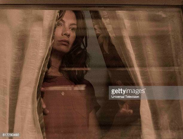 THE PATH 'What The Fire Throws' Episode 101 Pictured Michelle Monaghan as Sarah Lane