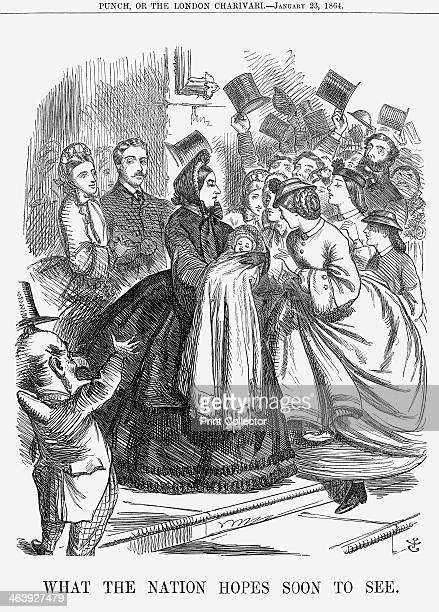 'What The Nation Hopes Soon To See' 1863 On 8th January 1864 the New Year was celebrated by the birth of a son Albert Victor afterwards Duke of...