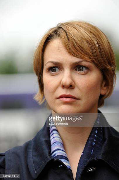 LEGAL What They Seem Episode 206 Pictured Larisa Oleynik as Officer Sharon Galaki
