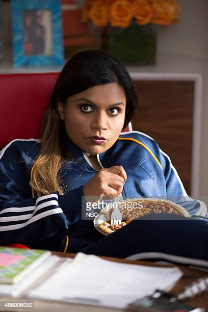 PROJECT 'What To Expect When You're Expanding' Episode 320 Pictured Mindy Kaling as Mindy Lahiri