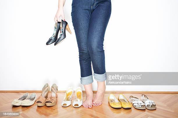 what to wear? - the past stockfoto's en -beelden