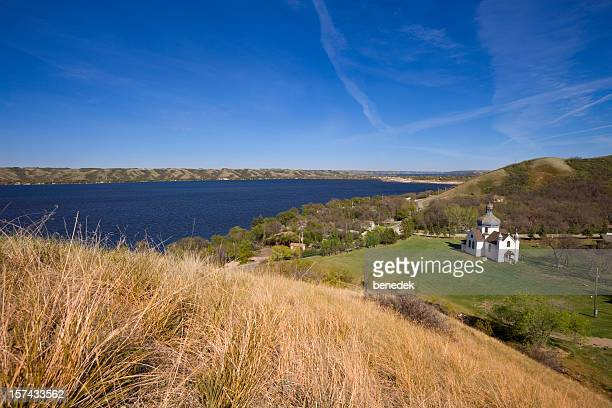 qu'appelle valley saskatchewan, canada - valley stock pictures, royalty-free photos & images