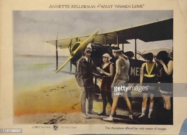 What Women Love lobbycard Annette Kellerman 1920