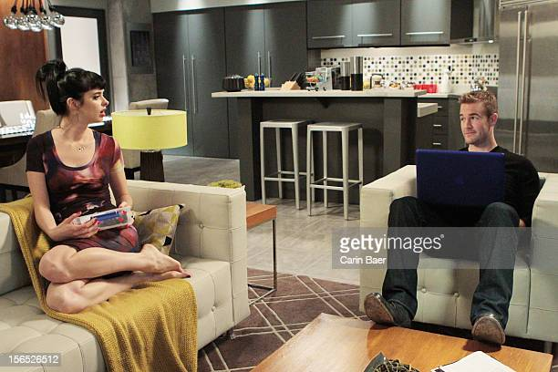 DON'T TRUST THE B IN APARTMENT 23 Whatever It Takes Chloe teaches June to network ie to go drinking in the financial district but when Chloe lands...