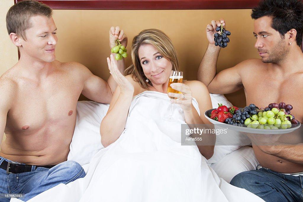 Совместный секс целыми семьями — pic 6