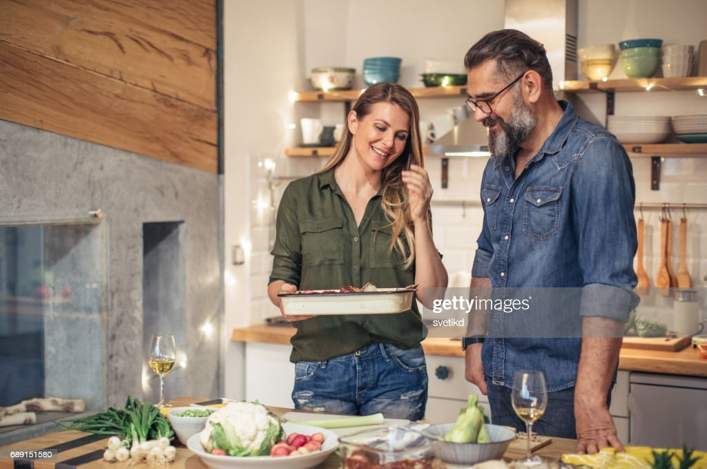 What's cooking? : Stock Photo
