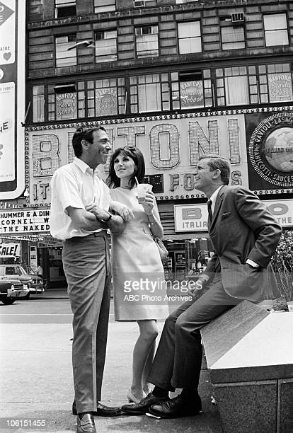 "What's In a Name"" - Shoot date August 27, 1965. JERRY DAVIS;MARLO THOMAS;TED BESSELL"