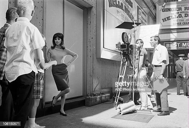 "What's In a Name"" - Shoot date August 27, 1965. MARLO THOMAS"