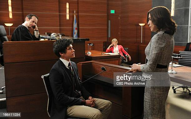 What's in the BoxZach is called to the stand by Alicia when he witnesses possible vote tampering on the eve of the gubernatorial election as Judge...