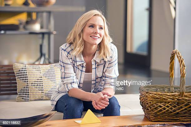 PLACE 'What's My Motivation' Episode 111 Pictured Kristen Bell as Eleanor Shellstrop