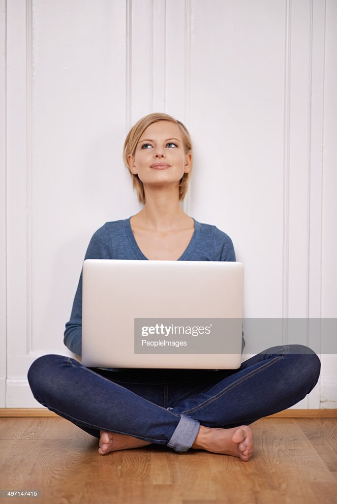 What's on my mind today? : Stock Photo