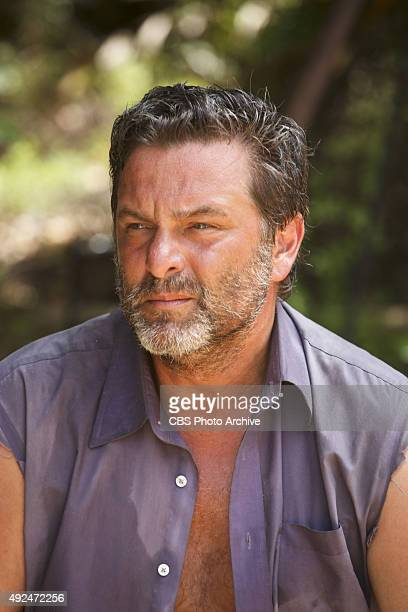 'What's the Beef' Jeff Varner during the fourth episode of SURVIVOR Wednesday Oct 14 The new season in Cambodia themed 'Second Chance' features 20...