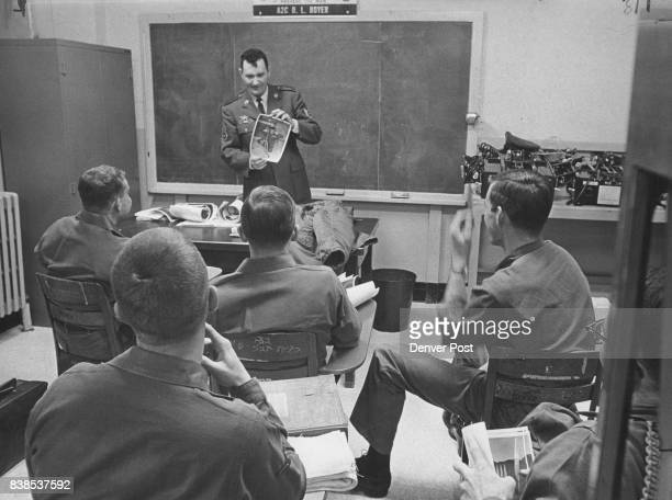 JAN 31 1967 FEB 7 1967 'What's wrong with this print' Staff Sgt Neal Ward is asking his photography class at Lowry Air Force Base The school at Lowry...